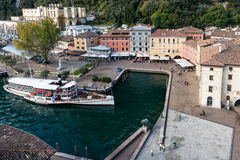 Riva Del Garda Italy Stock Photos