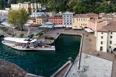 Riva Del Garda Italy Stock Photos