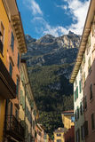 Riva del Garda Italy - Lakes and Mountains Resort Royalty Free Stock Photos