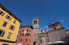 Riva del Garda Italy Stock Photography