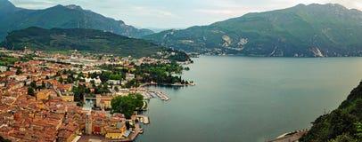 Riva del Garda (Lago di Garda Italy) Stock Images