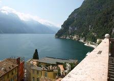 Riva Del Garda Lake Italy Royalty Free Stock Photos