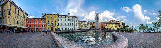 Riva del Garda Stock Images