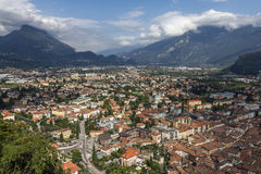 Riva del Garda Royalty Free Stock Photo