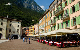 Riva del Garda Royalty Free Stock Images