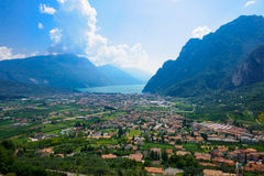 Riva Del Garda Stock Photography