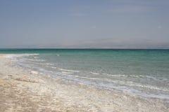 Riva di mar Morto Immagini Stock Libere da Diritti