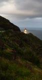 Riva Oahu Hawai Maritim nautico di sud-ovest del faro di Makapuu Fotografia Stock