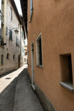 Riva San Vitale & x28; Il Ticino, Switzerland& x29; Fotografia Stock Libera da Diritti