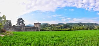 Riva slott Royaltyfri Foto