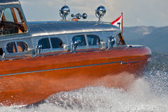 Riva Wake Stock Photography