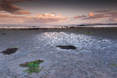 Rivage 1 de Galway Photographie stock