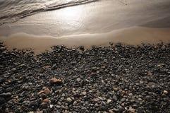 rivage Photo libre de droits