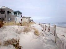 rivage du Jersey Images libres de droits