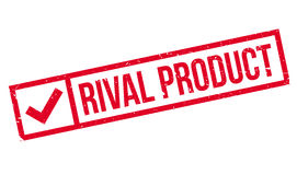 Rival Product rubber stamp Royalty Free Stock Photos