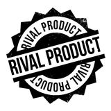 Rival Product rubber stamp Stock Image