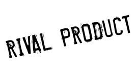 Rival Product rubber stamp Royalty Free Stock Photo