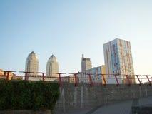 Rive droite de Dniepropetovsk Image stock
