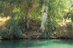 Rive van Jordanië Stock Afbeelding