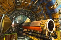 Rivelatore di Lhcb in CERN, Ginevra Immagini Stock