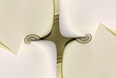 riven sönder abstrakt begrepp Arkivbilder