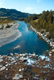 The river Royalty Free Stock Images