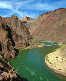 On the River. Colorado River, Grand Canyon National Park, Arizona Royalty Free Stock Images