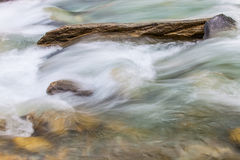 River Abstract III Royalty Free Stock Photo