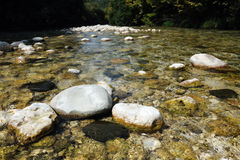 River Acheron, in ancient Greece known as Styx Stock Photography