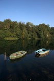 River Adda. Imbersago ( Lc),Lombardy,Italy,the river  Adda Royalty Free Stock Photography