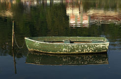 River Adda. Imbersago ( Lc),Lombardy,Italy,the river  Adda Royalty Free Stock Photos
