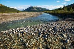 River on Alaska Stock Photography