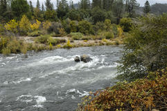 River - American River - California stock image