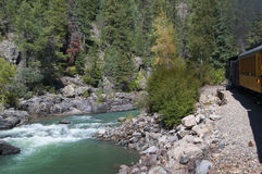 River Animas Colorado USA Royalty Free Stock Photos