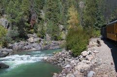 River Animas Colorado USA Royalty Free Stock Photos