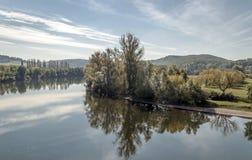 River Aquitaine Stock Photos