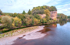 River Aquitaine Stock Photography