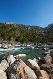 River Aragon Stock Image