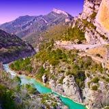 River Aragon Stock Photos