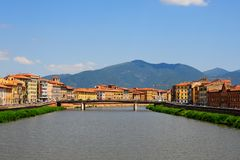 River Arno Royalty Free Stock Photos