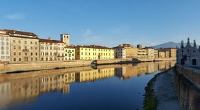 River Arno Royalty Free Stock Photo