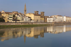 River Arno, Florence Royalty Free Stock Images