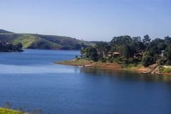 River Atibaia stock images
