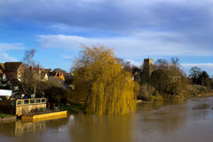 River Avon Royalty Free Stock Images