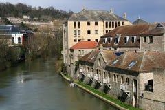 River Avon, Bath Royalty Free Stock Photos