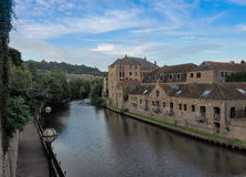 River Avon in Bath Royalty Free Stock Images