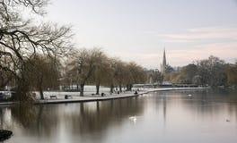 River Avon Stratford-Upon-Avon Royalty Free Stock Image