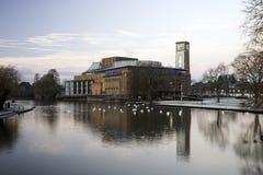River Avon Stratford-Upon-Avon Royalty Free Stock Photos