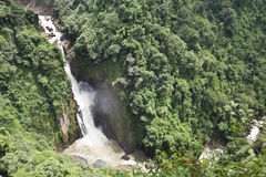 River basin Haew Narok, Thailand Royalty Free Stock Images