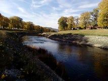 River& x27; beleza de s fotografia de stock royalty free